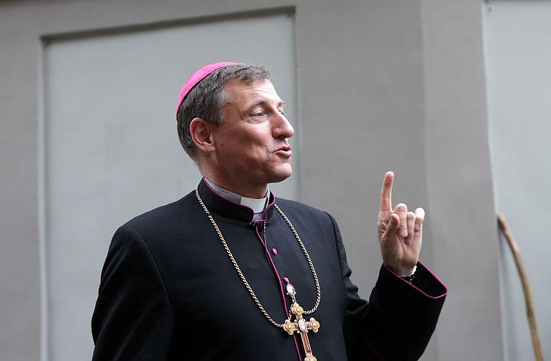 Arhibīskaps Zbigņevs Stankevičs.