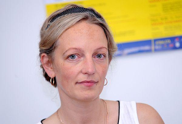 """Nodibinājuma """"Via Cultura"""" valdes priekšsēdētāja Dace Bluķe"""