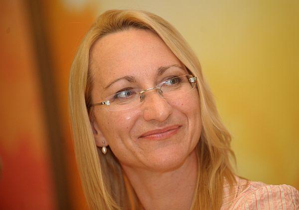 Latvijas Nacionālā kultūras centra direktore Dace Melbārde