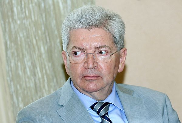 RTU rektors Leonīds Ribickis.