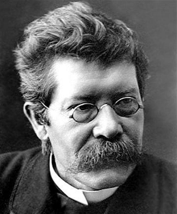 Rūdolfa Blaumaņa (1863 – 1908) pēdējais foto.