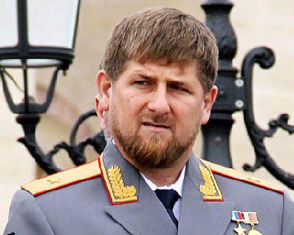 Čečenijas līderis Ramzans Kadirovs.