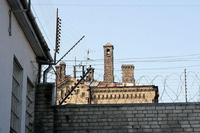 Rīgas Centrālcietums (bij. Matīsa cietums).