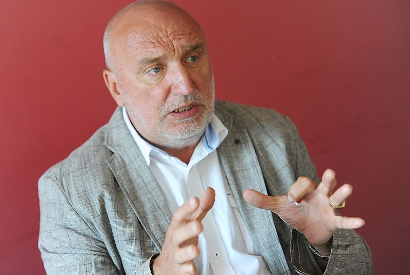 Eiropas Parlamenta deputāts Ivars Godmanis.