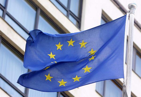 Eiropas Savienības karogs.