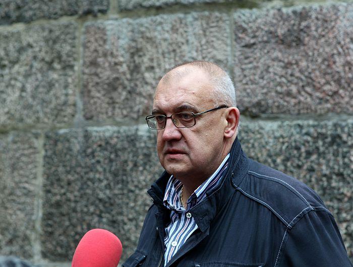 Rīgas domes Mājokļu un vides departamenta Kapsētu pārvaldes priekšnieks Jānis Upītis