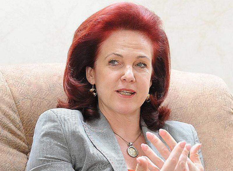 Solvita Āboltiņa.