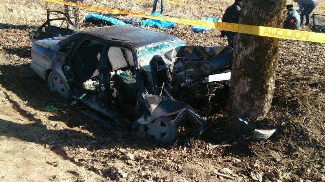 Traģiskā avārija Taurupē