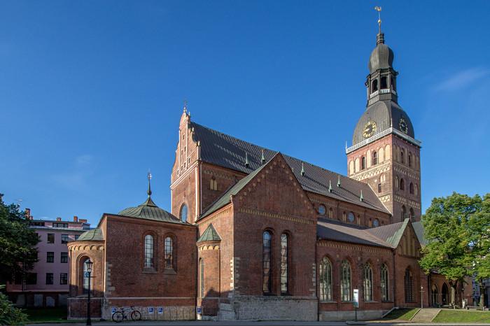 Rīgas Doms.