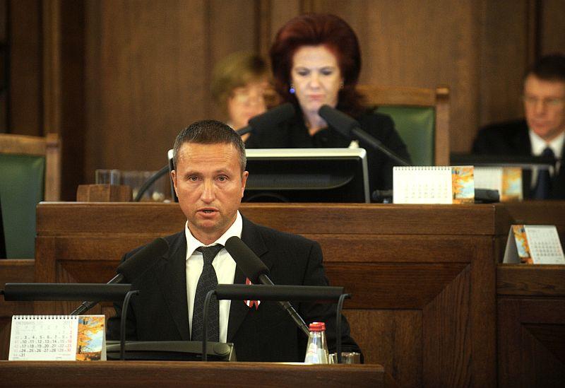 """SC"" deputāts Aleksandrs Sakovskis"