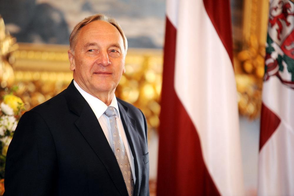 Valsts prezidents Andris Bērziņš.