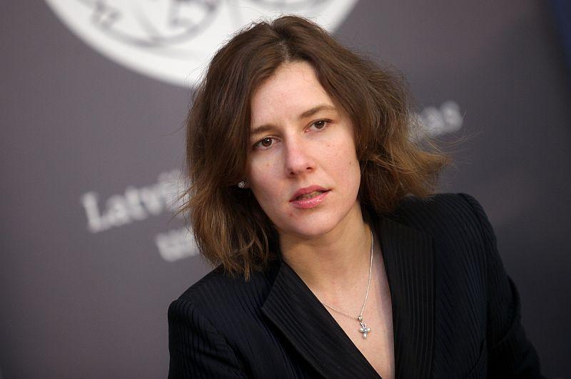Ekonomikas ministre Dana Reizniece-Ozola.