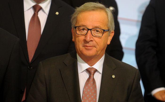 Eiropas Komisijas prezidents Žans Klods Junkers.