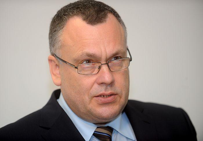 Centrālās vēlēšanu komisijas priekšsēdētājs Arnis Cimdars.