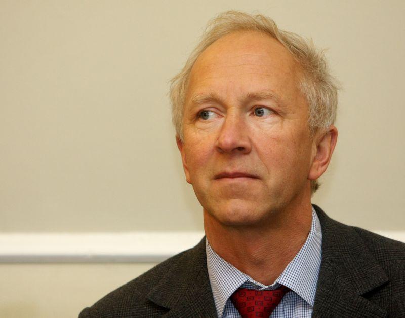 Valsts valodas komisijas priekšsēdētājs Andrejs Veisbergs