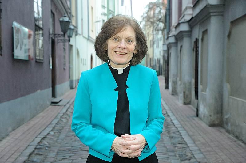 """Lauma Zušēvica: """"Mūsu draudzes parasti ir ļoti devīgas, tās atver sirdis un makus dažādiem projektiem, arī Latvijas draudžu vajadzībām."""""""