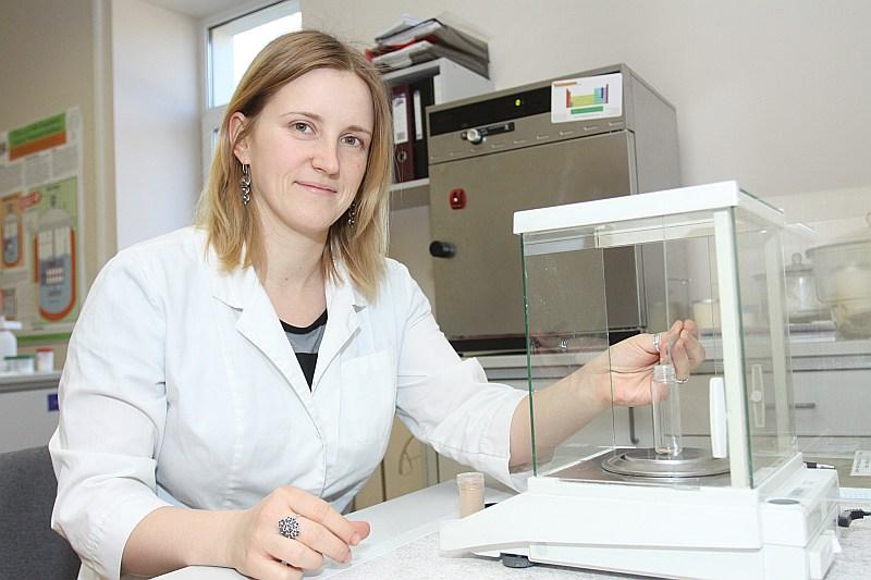 RTU pētniece Inga Dušenkova