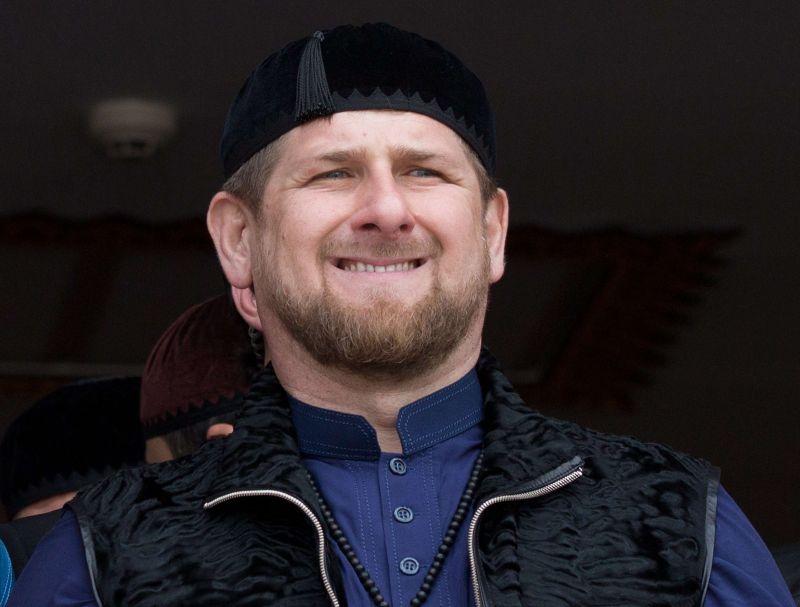 Čečenijas prokremliskais līderis Ramzans Kadirovs