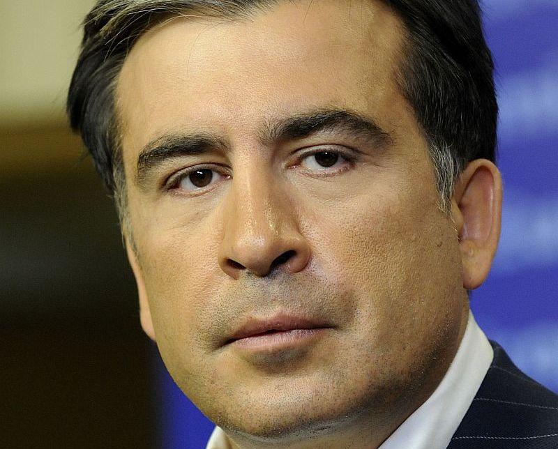 Gruzijas eksprezidents Mihails Saakašvili