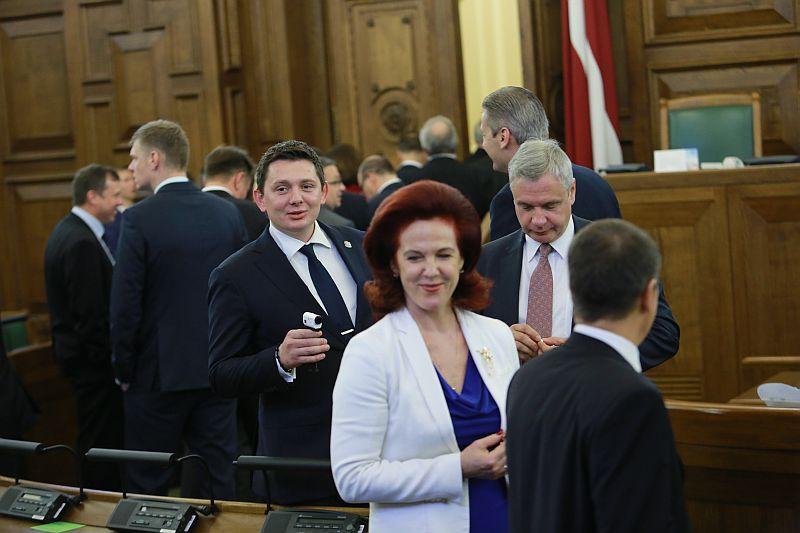 2015.06.03. Saeimas sede.