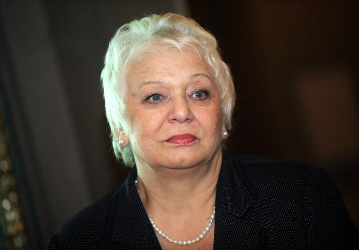 Vokālā pedagoģe Anita Garanča.