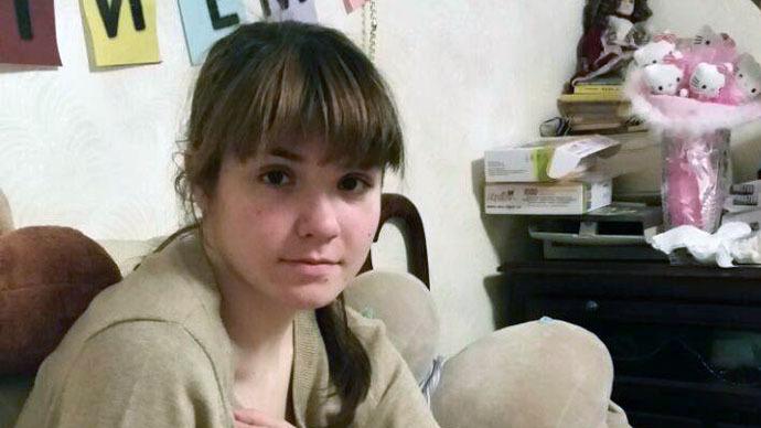 Varvara karaulova, viena no 13 krievu studentiem, kas devās uz Sīriju pievienoties Islama valsts kaujiniekiem.