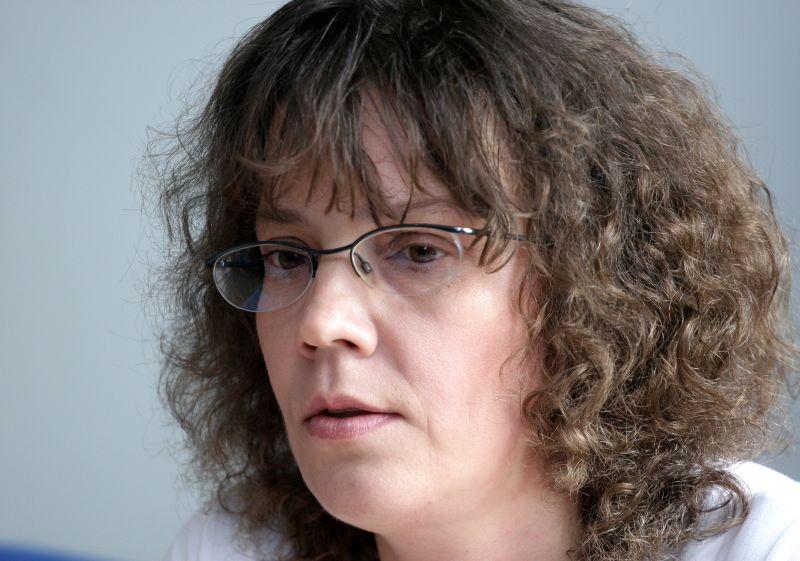 Latvijas Cilvēktiesību centra direktore  Anhelita Kamenska