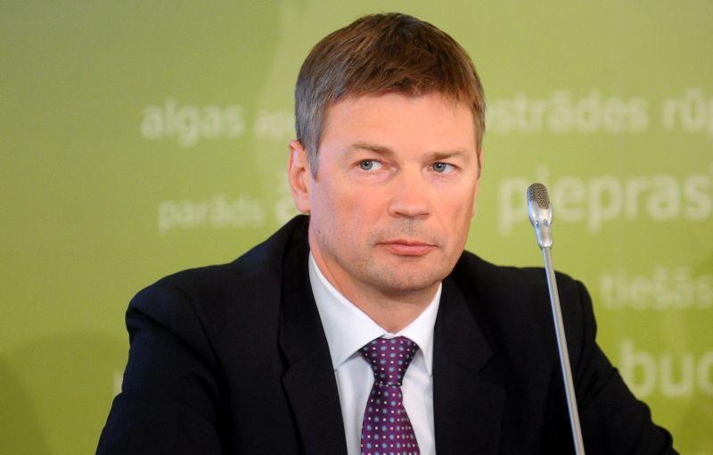 Latvijas Bankas Monetārās politikas pārvaldes vadītājs Mārtiņš Bitāns