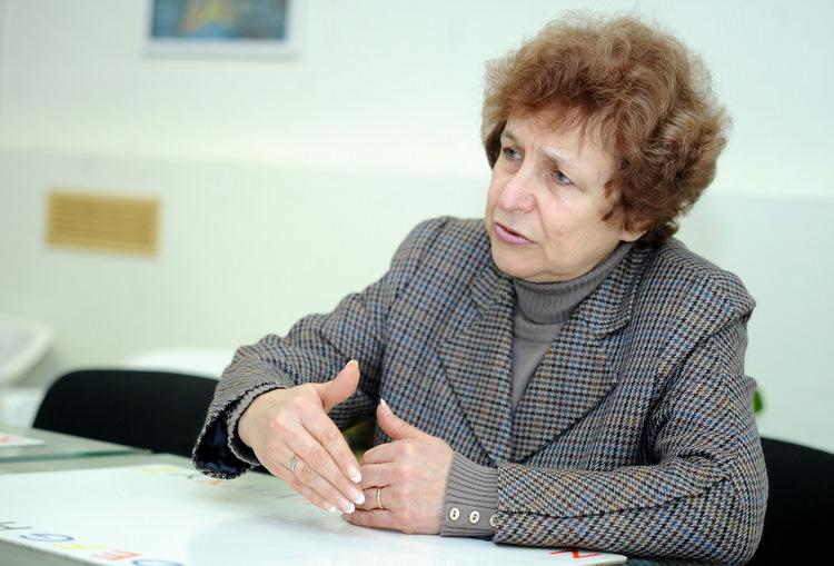 Tatjana Ždanoka.