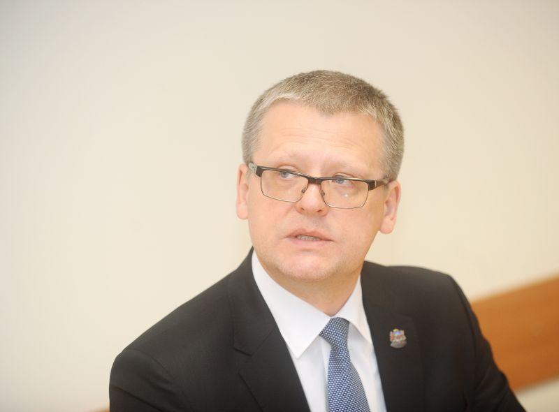 Veselības ministrs Guntis Belēvičs