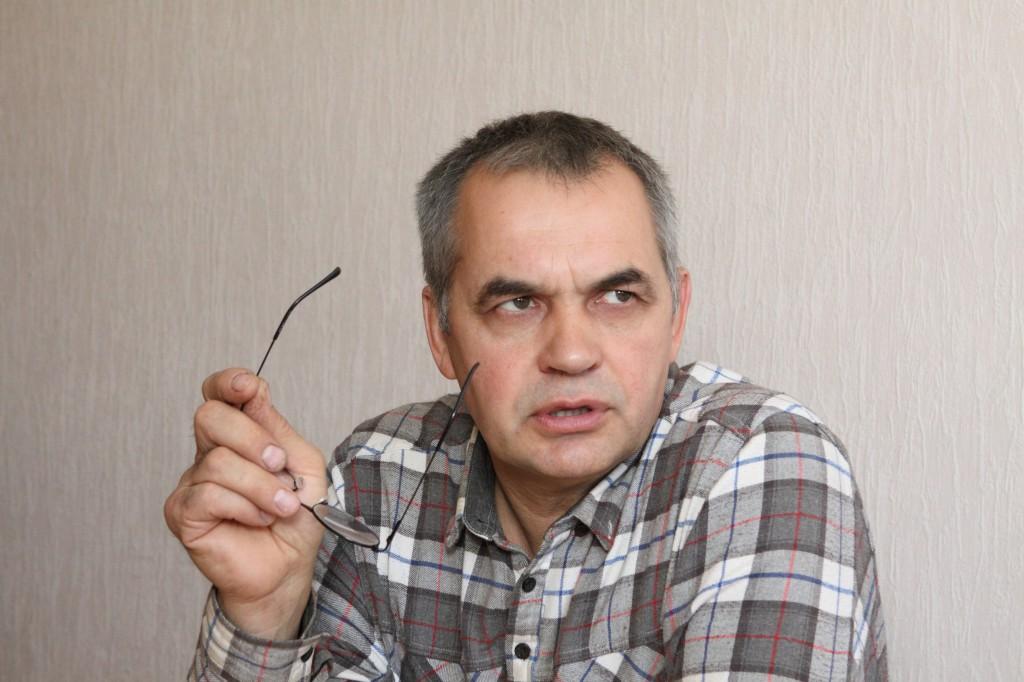 """Piensaimnieku kooperatīva """"Dzēse"""" valdes priekšēdētājs Māris Petrēvics."""