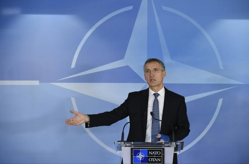 NATO ģenerālsekretārs Jenss Stoltenbergs.