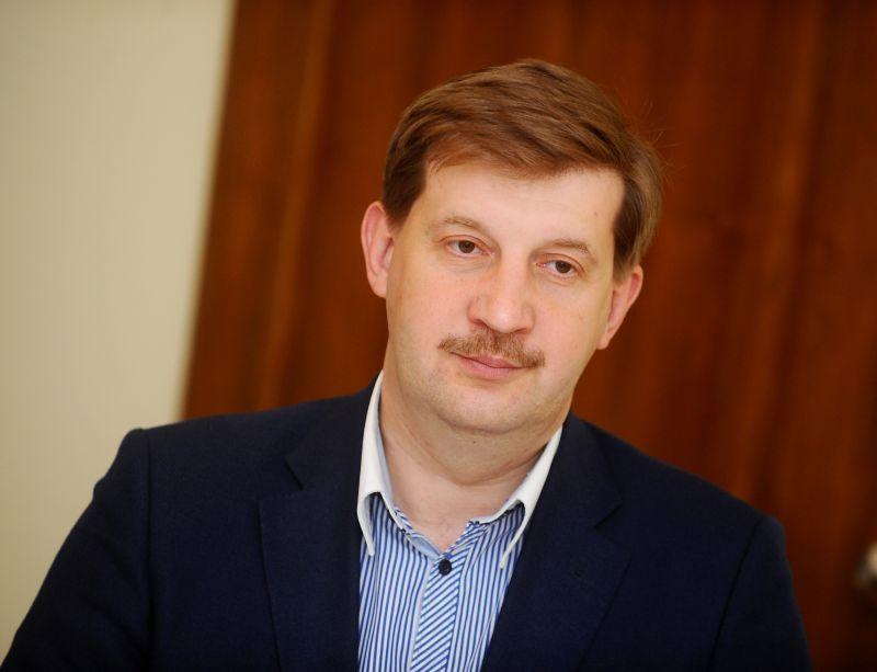 """Andrejs Klementjevs, Saeimas Sociālo un darba lietu komisijas deputāts (""""Saskaņa"""")"""