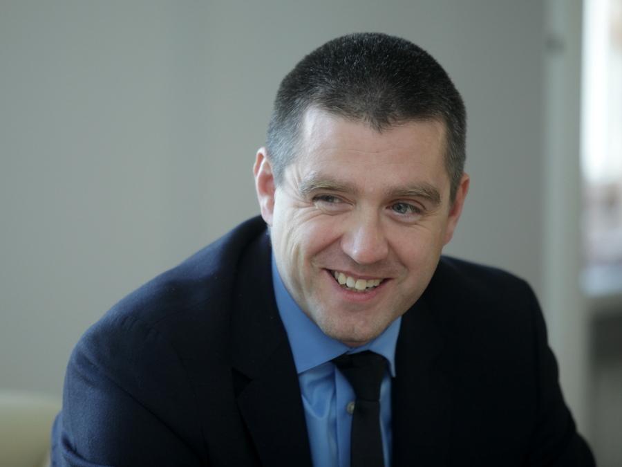Politologs Filips Rajevskis