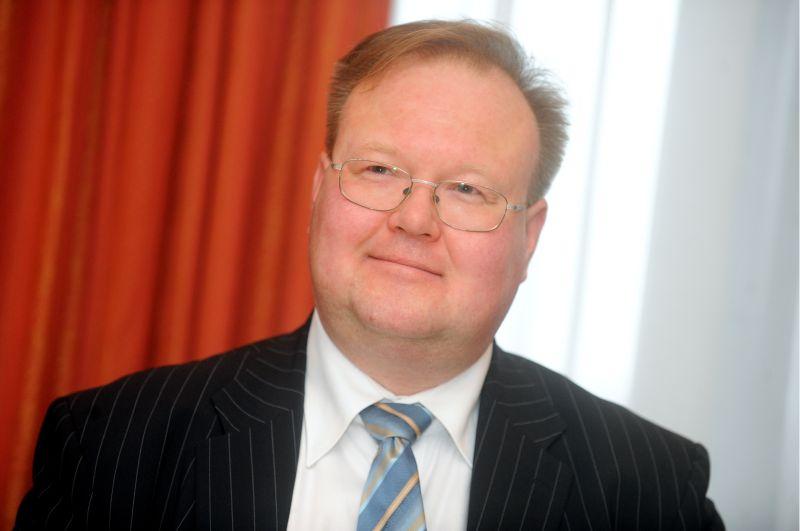 Igaunijas vēstnieks Latvijā Tenis Nirks.