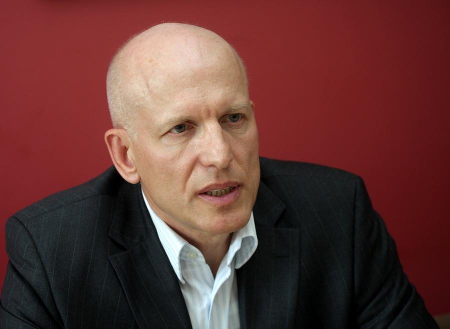 Ekspremjers, bijušais eiroparlamentārietis Guntars Krasts.