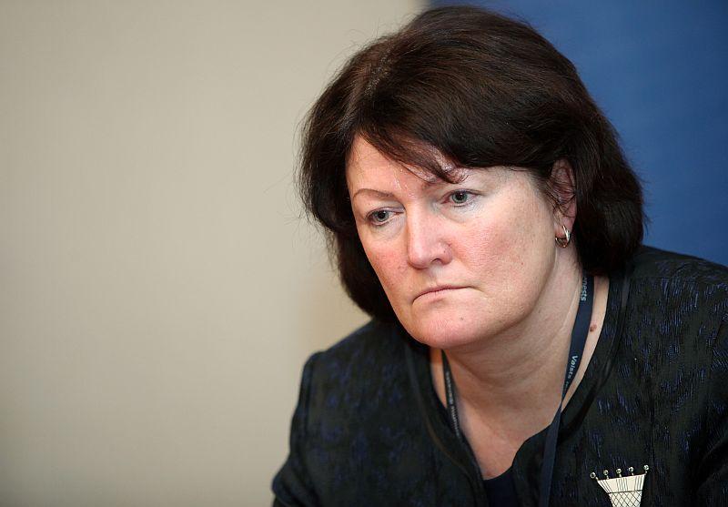 Valsts ieņēmumu dienesta (VID) ģenerāldirektore Ināra Pētersone