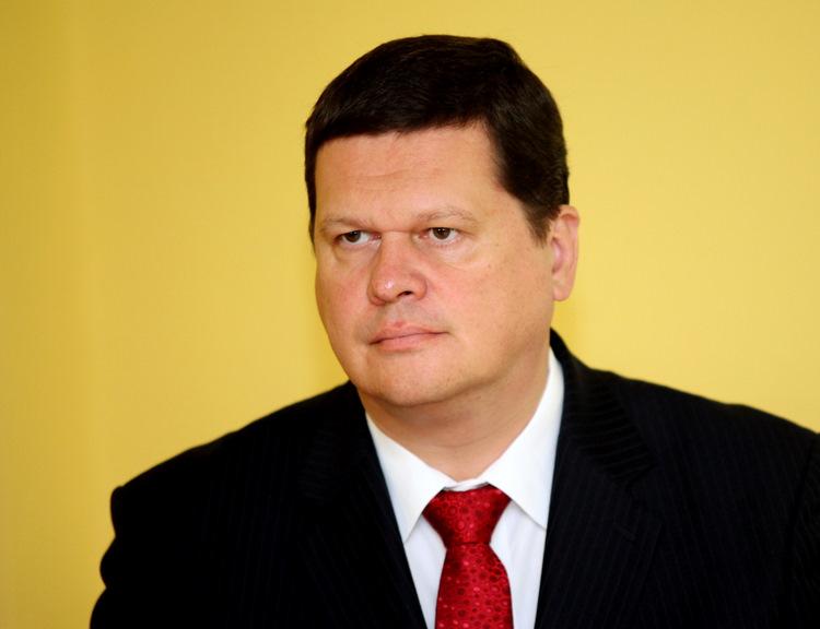 Vides aizsardzības un reģionālās attīstības ministrs Kaspars Gerhards.