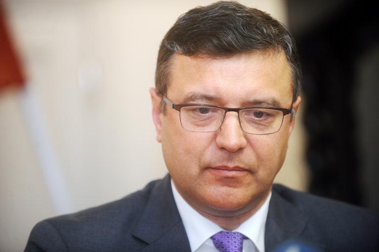 Labklājības ministrs Jānis Reirs.