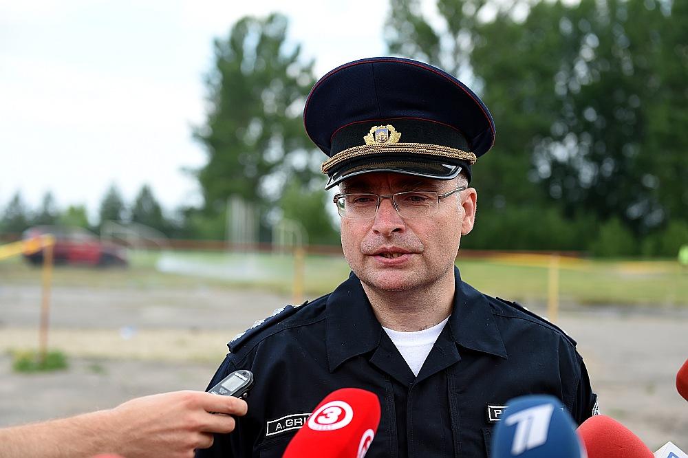 """Andrejs Grišins: """"Iespēju robežās palielinām patruļu skaitu, taču jāsaprot, ka gar visu robežu mēs policistus nesaliksim."""""""