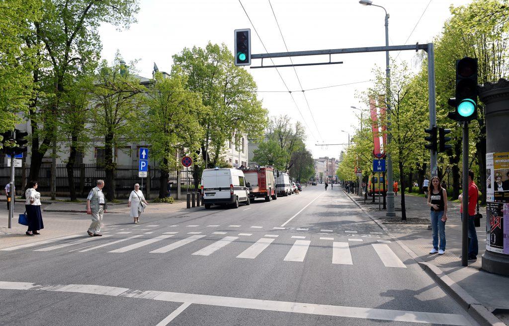 Ilustratīvs foto. Rīgas ielas