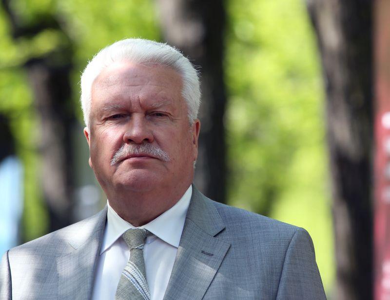 Zemkopības ministrs Jānis Dūklavs (ZZS)