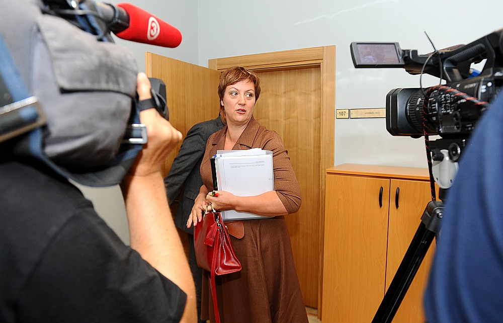 Vlasts vides dienesta vadītāja Inga Koļegova