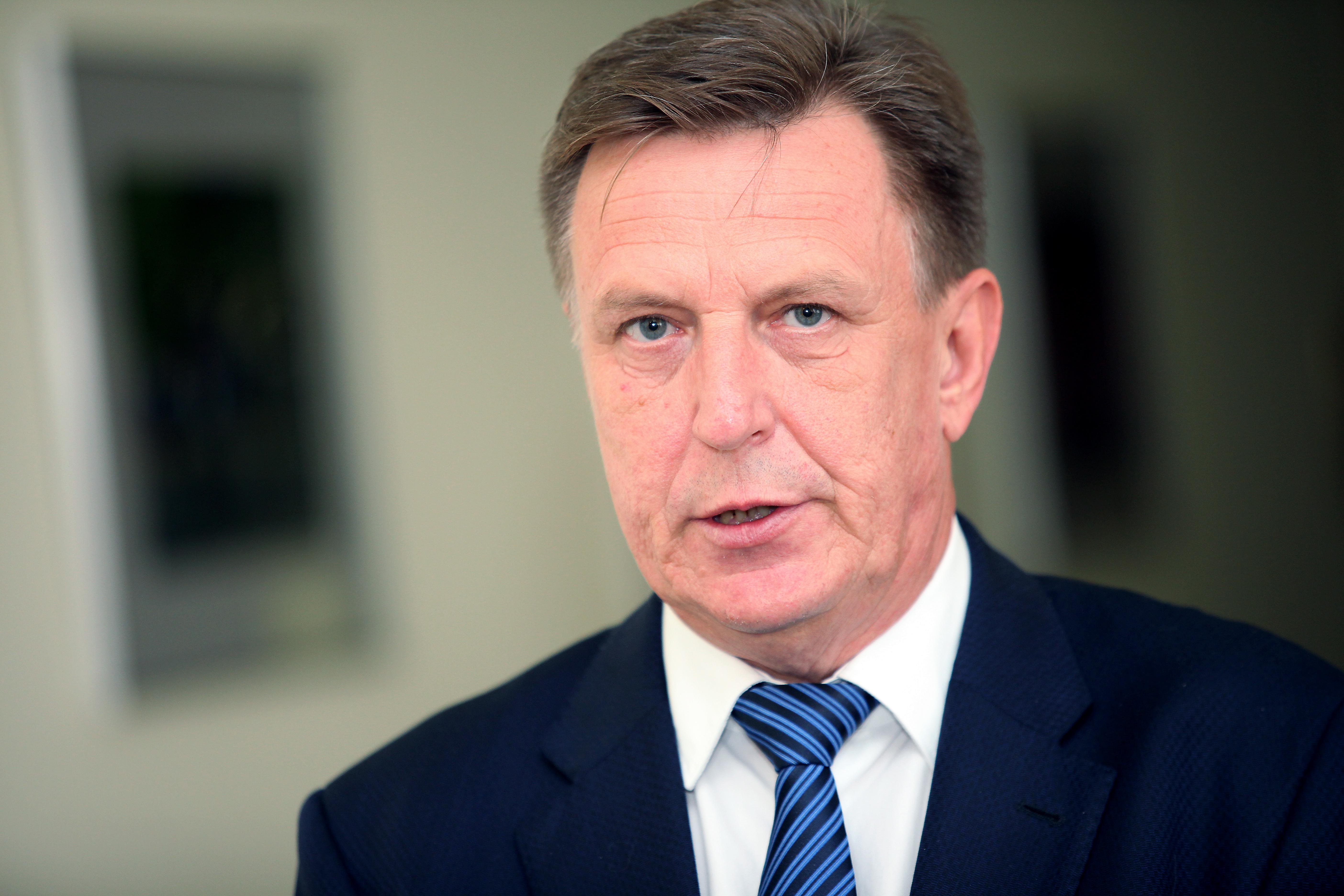 Ministru prezidents Māris Kučinskis