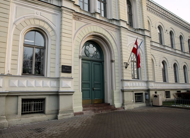 Rīgas Valsts 1. ģimnāzija