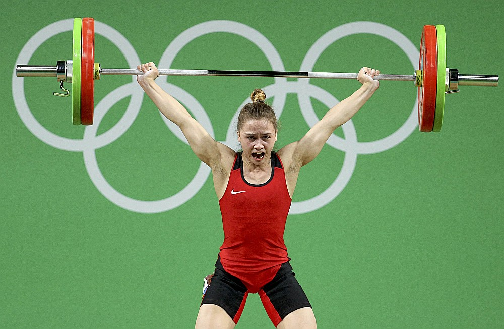 Rebeka Koha izrādījās spēcīgākā no eiropietēm Rio.