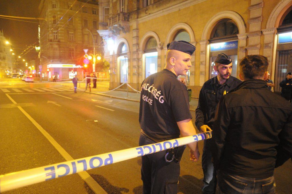 Pēc sprādziena Budapeštā