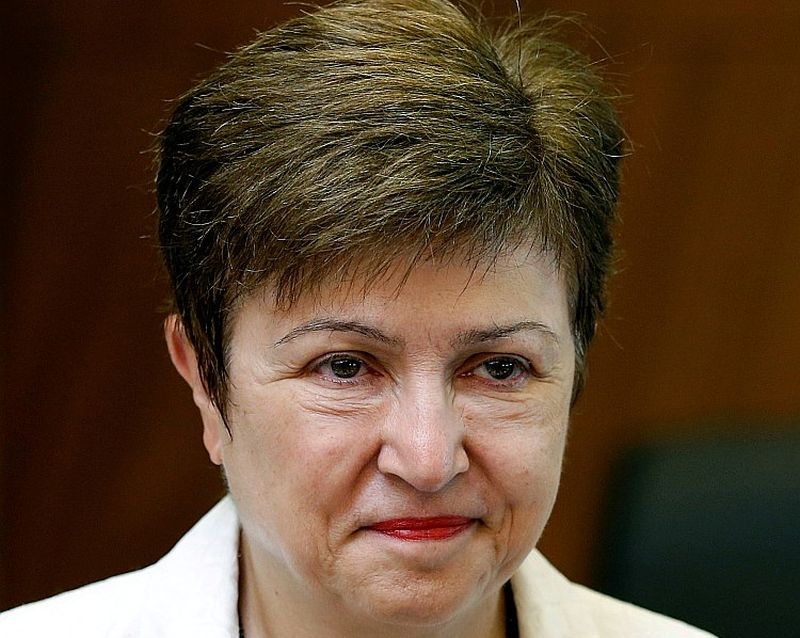 Pirms došanās uz Ņujorku Kristalina Georgijeva atzina, ka problēmas pasaulē ir sarežģījušās, taču pauda apņēmību tās risināt pragmatiski un kopsakarā, par svarīgāko uzskatot rūpes par cilvēku drošību, izglītību un labklājību. Viņa pauda pārliecību, ka spēs reorganizēt ANO un tās 48 000 ierēdņu darbu.