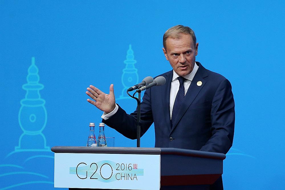 Eiropadomes prezidents Donalds Tusks
