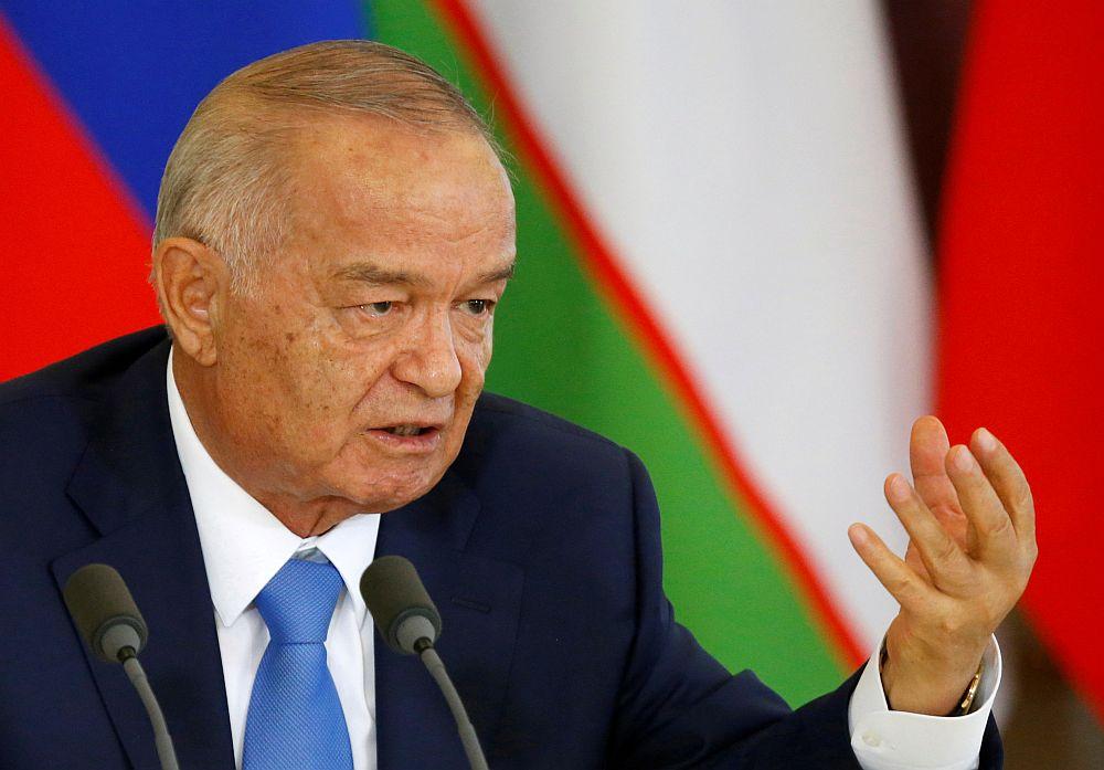 Isloms Karimovs